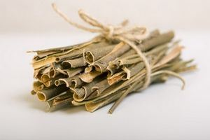 Willow bark against headaches