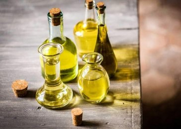 Vitamin E Content in Vegetable Oils for Aromatherapy
