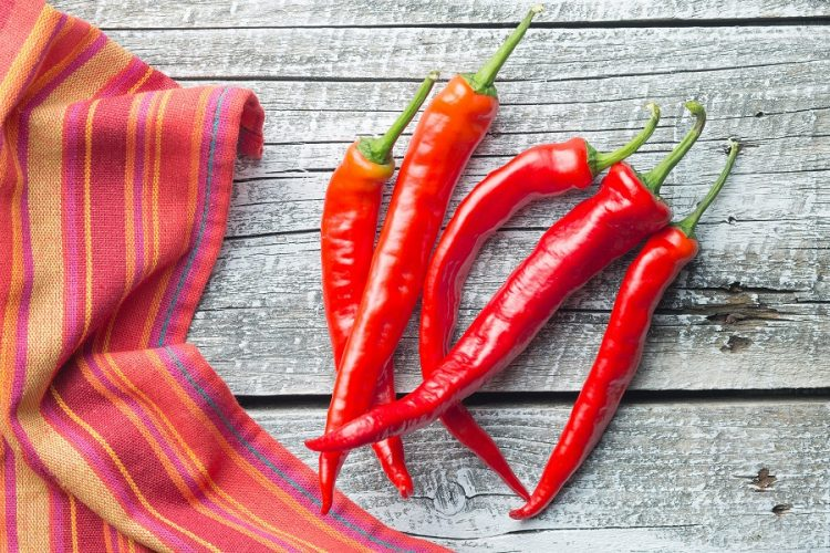 Capsaicin - Hot Cayenne Pepper is Good for you