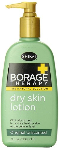 ShiKai - Borage Therapy Plant-Based Dry Skin Lotion