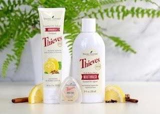 Thieves Oral Care Kit Aromabright Toothpaste,