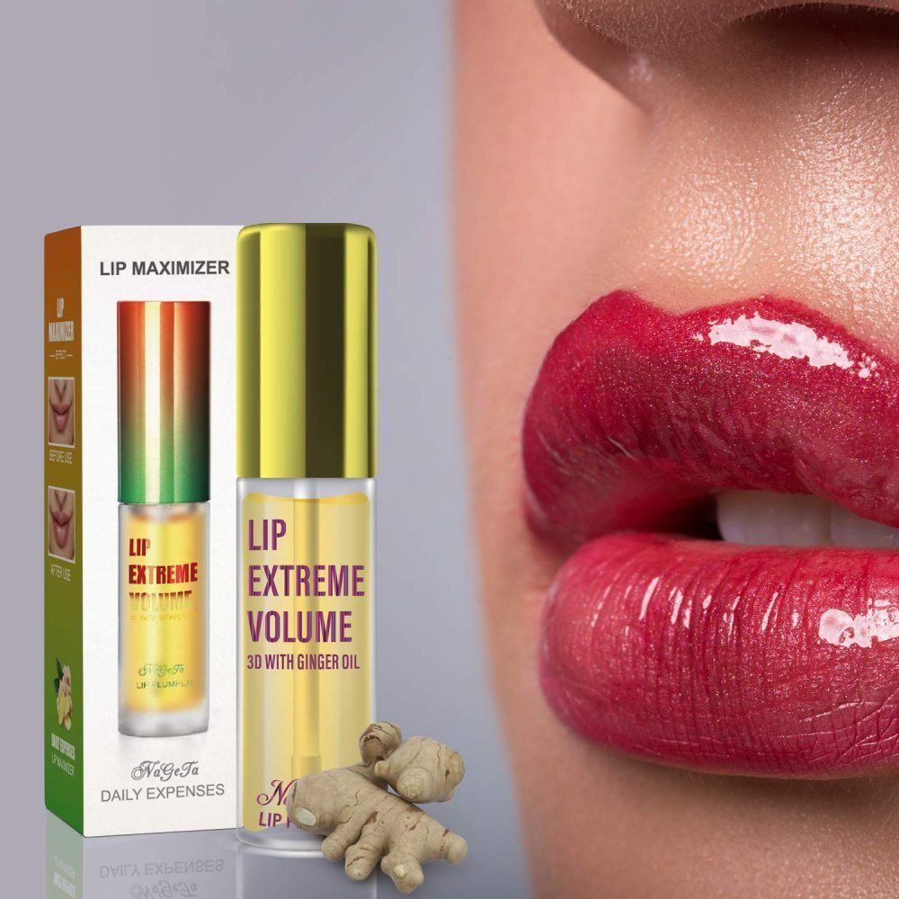 Full Lips With Lip Extreme Volume