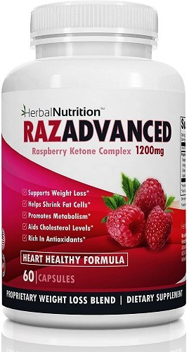 Raspberry Ketones Weight Loss Comple