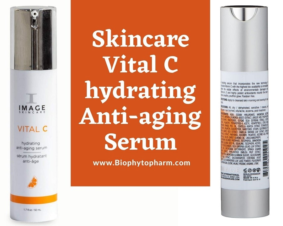 Skincare Vital C hydrating Anti aging Serum 1