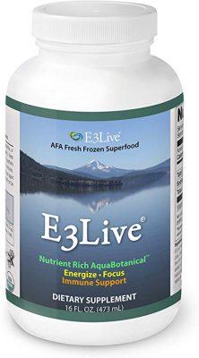 Algae E3 Live