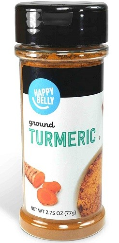 Amazon Brand - Happy Belly Turmeric