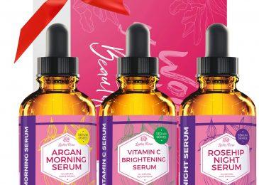 Daily Rejuvenation Essentials Serum Set