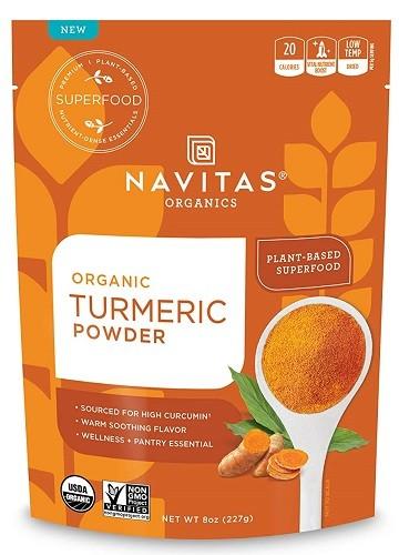 Navitas Organics Turmeric Powder
