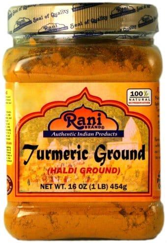 Rani Turmeric (Haldi) Root Powder Spice