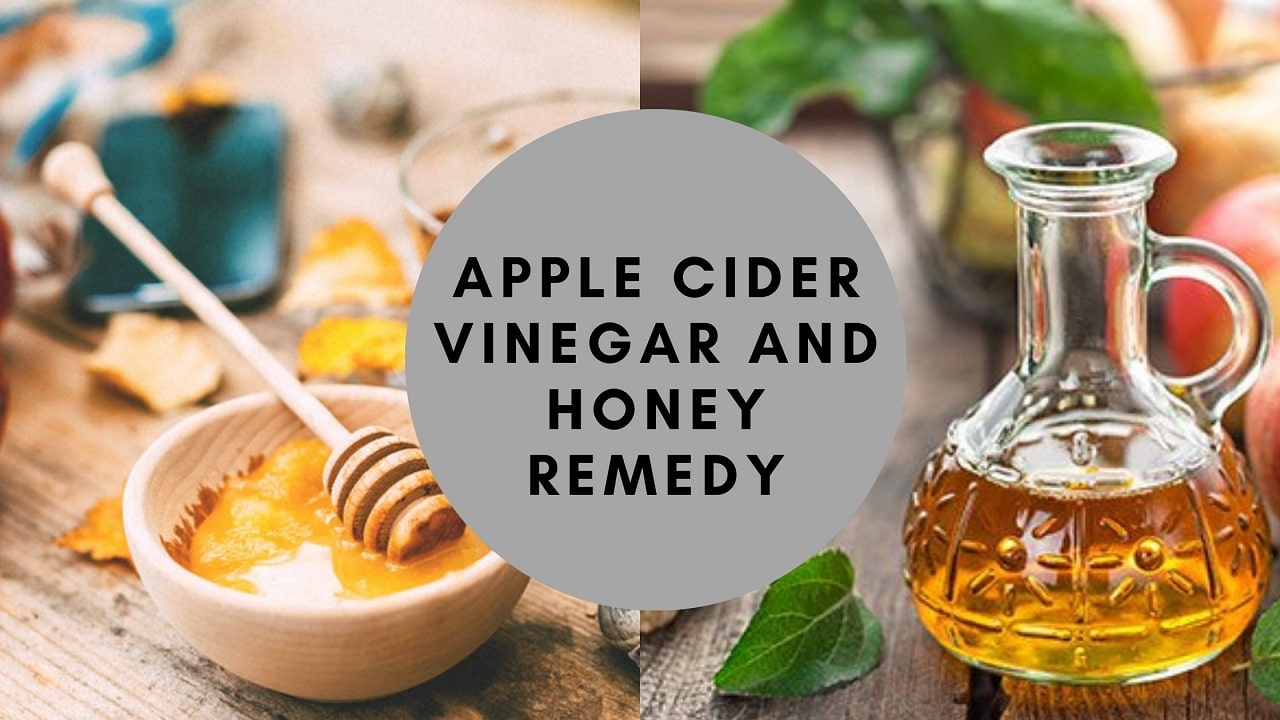 Apple Cider Vinegar and Honey Remedy