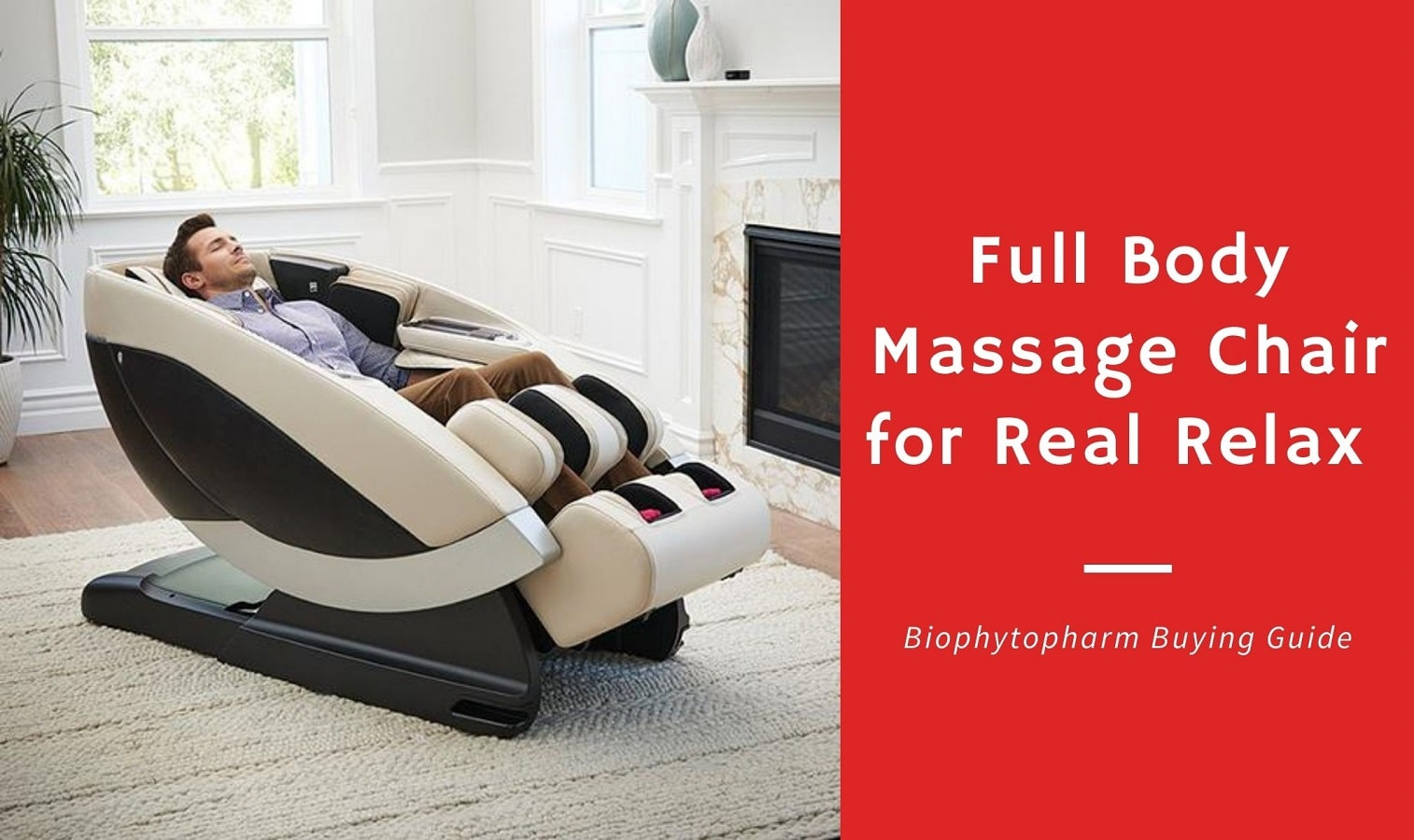 Full Body Massage Chair for Real Relax - Buying Guide