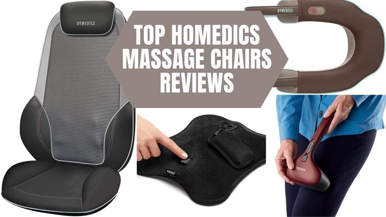 Top Homedics Massage Chairs Reviews