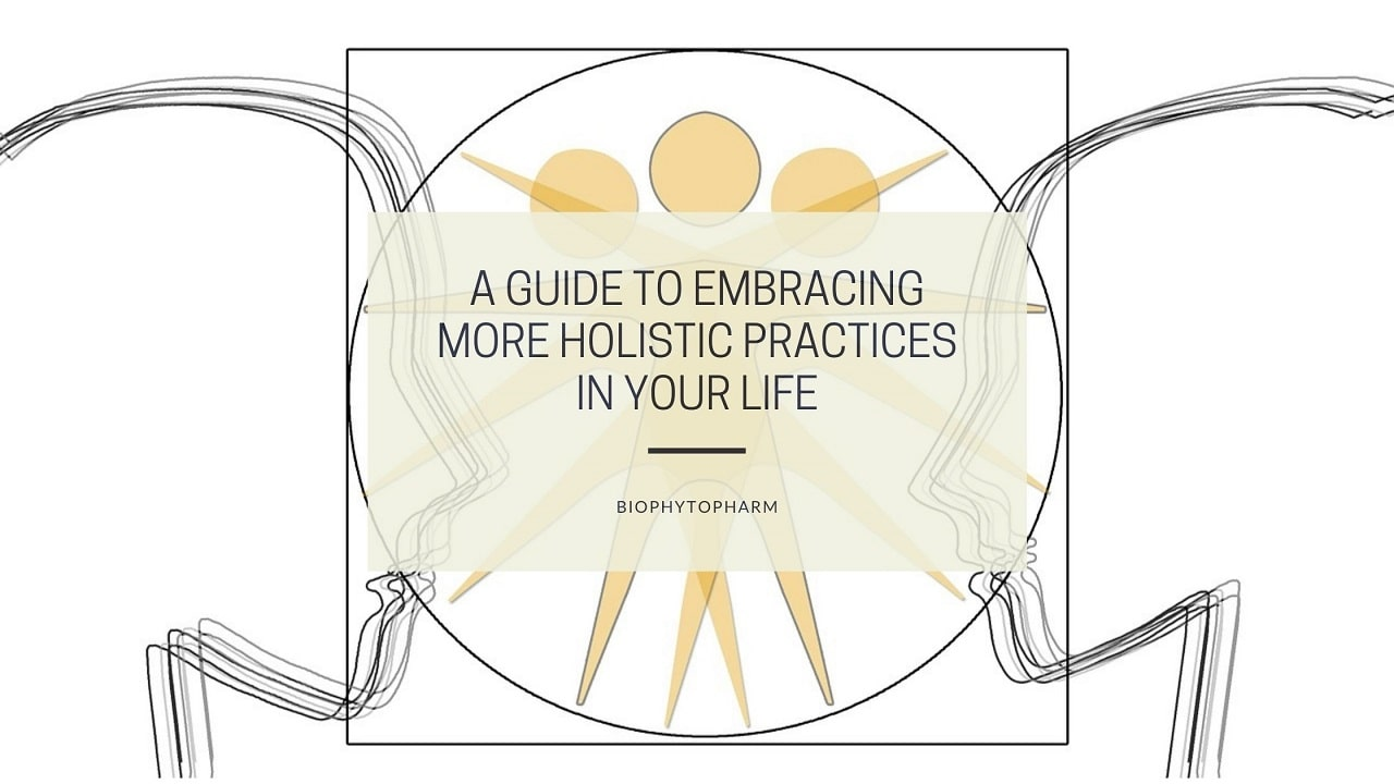 A Guide to Embracing More Holistic Practices in Your Life