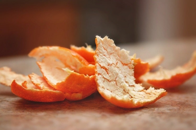Best Benefits of Orange Peel