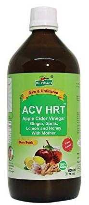 Dr. Patkar's Apple Cider Vinegar with Garlic
