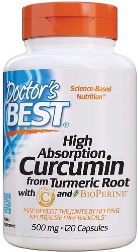 High Absorption Curcumin From Turmeric Root