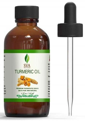 TURMERIC ESSENTIAL OIL 4 OZ (118 ML) THERAPEUTIC GRADE