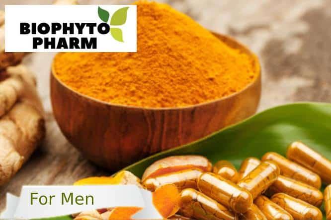 Turmeric Benefits for Men