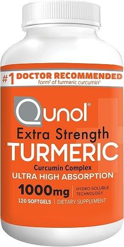 Turmeric Curcumin Softgels