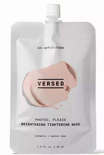 Versed Photos Please Brightening Tightening Clay Face Mask