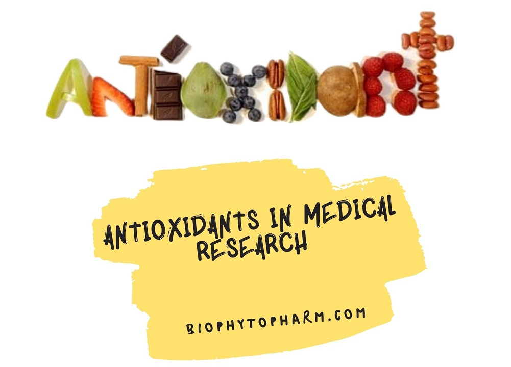 Antioxidants In Medical Research